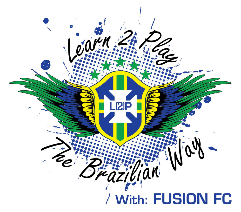 logo for North Port Soccer's 'Learn to Play the Brazilian Way' program
